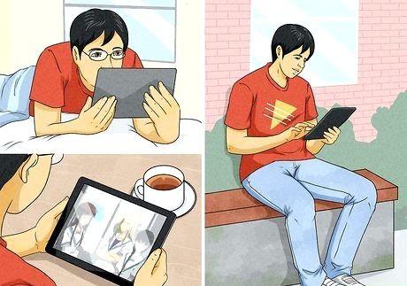 Hvordan komme inn i anime