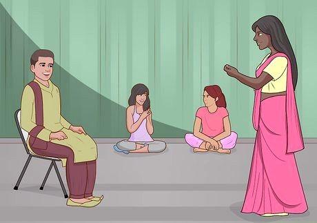 Hvordan komme inn i bollywood