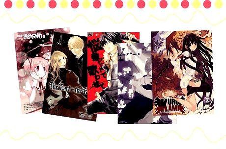 Hvordan komme seg inn i manga