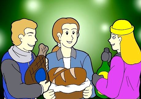 जब आप डॉन करते हैं तो क्रिसमस की भावना में प्रवेश करें