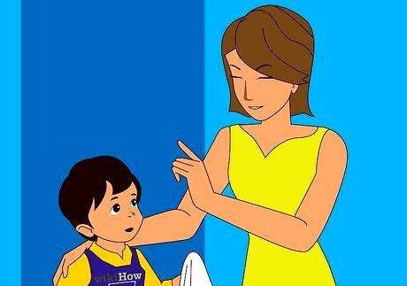 शीर्षक वाली छवि बच्चे को चरण 1 को साफ करने के लिए प्राप्त करें