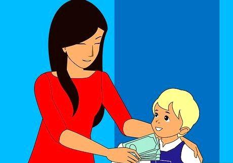 शीर्षक वाली छवि बच्चों को चरण 6 को साफ करने के लिए प्राप्त करें