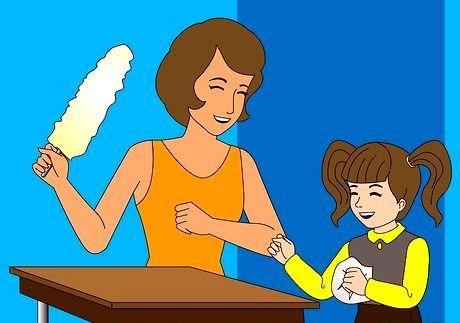 शीर्षक वाली छवि बच्चों को चरण 8 को साफ करने के लिए प्राप्त करें