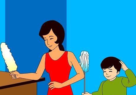 शीर्षक वाली छवि बच्चों को चरण 12 को साफ करने के लिए प्राप्त करें