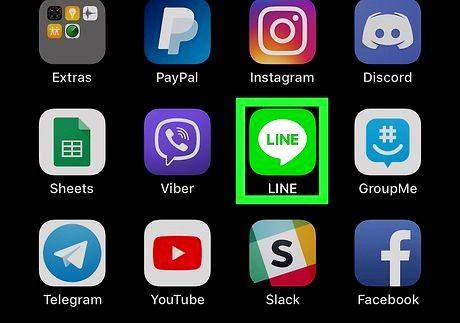So erhalten sie line-app-münzen auf dem iphone oder ipad